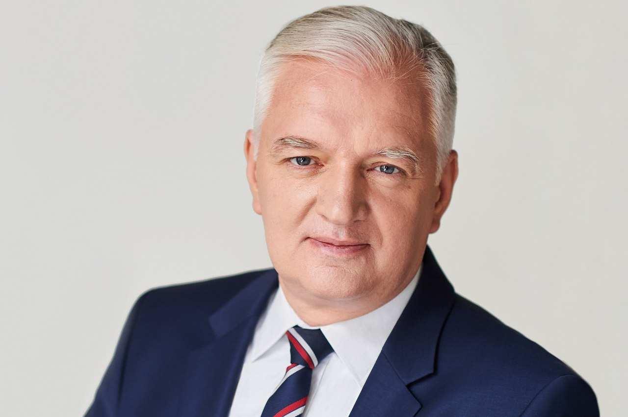 Na zdjęciu: Jarosław Gowin