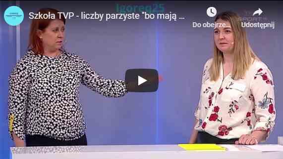 Szkoła TVP - Obraz z YouTube